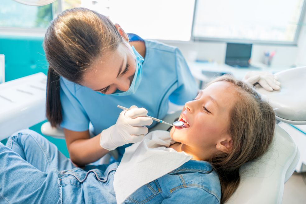 Dentistry for Children | Gentle Dental Wellington